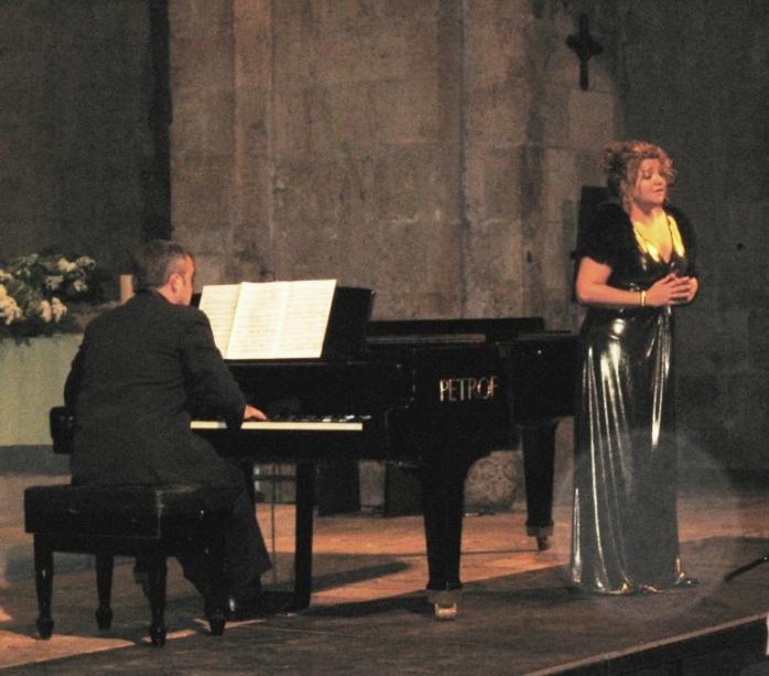 Concert Besalú MontserratUltano - octubre 2008
