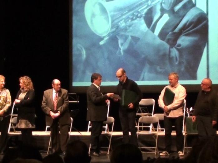 premi Conrad Saló 2012 - Teatre Mundial (La Bisbal)